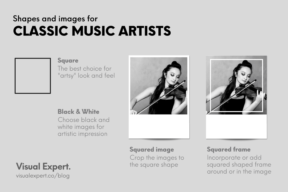 Music artists images pictures shapes