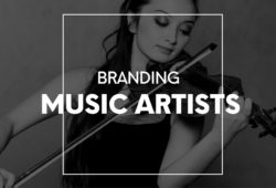 Branding music artists visual expert
